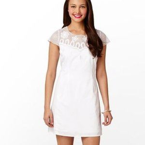 Lilly Pulitzer Loop De Loo Shift Dress White 2